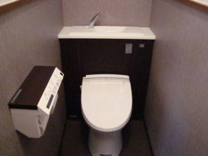 枚方市トイレ・アフター