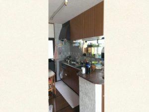 亀岡市A様邸キッチン・ビフォー