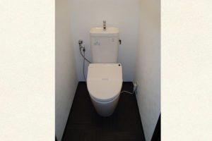 牧野トイレ・アフター